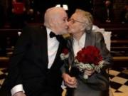 Tình yêu - Giới tính - Tìm được tình yêu sét đánh sau 70 năm nhờ facebook
