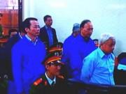 """Tin trong nước - Tuyên """"bầu"""" Kiên y án 30 năm tù, nộp phạt hơn 75 tỷ đồng"""