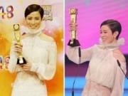 """Làng sao - Giải thưởng TVB: Xa Thị Mạn """"ẵm"""" 3 giải thưởng lớn"""