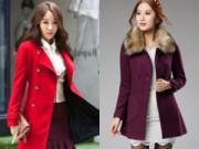 Tin tức thời trang - Những mẫu áo khoác thời thượng cho ngày đông