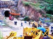 Tin trong nước - Sập hầm thủy điện: Chưa đưa được không khí vào trong hầm