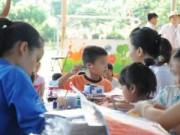 """Tin tức - Trẻ nhiễm HIV đến trường: """"Học chung"""" nhưng phải dạy riêng"""