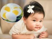 1-3 tuổi - Những trường hợp mẹ KHÔNG được cho trẻ ăn trứng