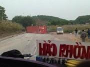 Tin trong nước - Quảng Ninh: Tai nạn nghiêm trọng, 14 người thương vong