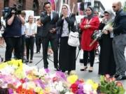 Tin quốc tế - Đẫm nước mắt tiễn biệt nạn nhân vụ bắt cóc Sydney