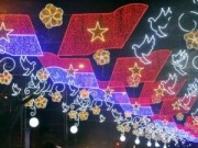 Tin tức - Đường phố Sài Gòn lung linh đón chào năm mới