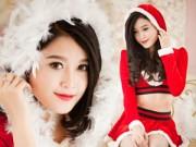 Làm đẹp - Quyến rũ trong nháy mắt với mẹo trang điểm đi chơi Noel