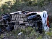 Tin tức - Xe quân đội rơi xuống vực sâu, 5 người tử vong