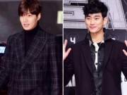 "Làng sao - Kim Soo Hyun, Lee Min Ho tới ""ủng hộ"" Kim Woo Bin"