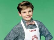 Logan giành giải Quán quân Vua đầu bếp nhí Mỹ 2014