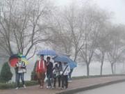 Tin tức - Rét đậm toàn miền, Hà Nội thấp nhất 8 độ C