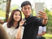 """Đi đâu - Xem gì - Hoàng Yến Chibi cặp """"trai đẹp Hương Ga"""" trong phim ma"""