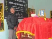 """Tin tức - Nghệ An: """"Ngày về"""" đẫm nước mắt của chiến sỹ tử nạn"""