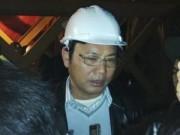 Tin tức - Vụ sập hầm: Đưa bóng điện vào nơi 12 người mắc kẹt