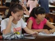 Tin tức - Các trường phổ thông có thể dạy toán bằng ngoại ngữ
