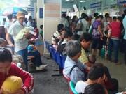 Tin tức - Trẻ 'thi nhau' nhập viện vì Sài Gòn lạnh bất thường