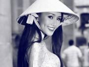 Hậu trường - Lâm Thùy Anh hóa cô gái Sài Gòn xưa xinh đẹp