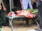 Tin tức - Sập hầm 12 người mắc kẹt: Khoảng khắc tìm thấy sự sống