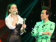 """Làng sao - Hà Hồ muốn tặng giải Làn sóng xanh cho """"tình cũ"""" Đức Trí"""