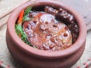 Bếp Eva - Cá giò kho thịt đậm đà cơm cuối tuần