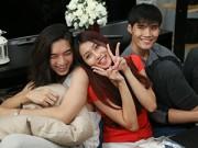 Làng sao - Nghi vấn tình tay ba của thí sinh VN's Next Top Model 2014