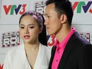 Đi đâu - Xem gì - Hương Giang Idol và bạn trai sánh đôi trên truyền hình