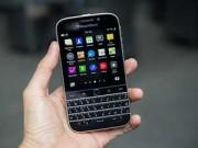 Eva Sành điệu - Ảnh thực tế Blackberry Classic tại Việt Nam, giá 10,5 triệu đồng