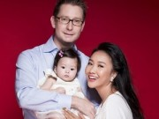 """Làm mẹ - Đoan Trang: """"Con gái tôi được nhiều người đặt cọc"""""""