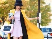 Thời trang - Tư vấn thời trang: Giải bài toán sành điệu ngày đại hàn