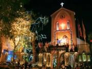 Tin tức - Nhà thờ Hà Nội đẹp lung linh trước thềm Giáng sinh