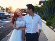 Làng sao - Hé lộ ảnh cưới tuyệt đẹp của HH Trúc Diễm