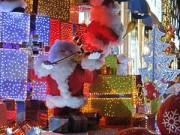 Tin tức - Sài Gòn khoe sắc trước đêm Giáng sinh