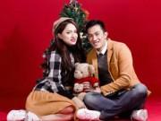 Tình yêu - Giới tính - Noel ngọt ngào của Hương Giang Idol và bạn trai