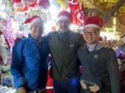 Tin tức - Khách 'Tây' đón Giáng Sinh: Việt Nam nhiều Santa quá!