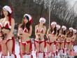 Làm đẹp - 'Run cầm cập' ngắm dàn mỹ nhân diện bikini trượt tuyết đón Noel