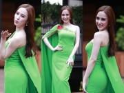"""Thời trang - Angela Phương Trinh nổi bật nhờ mốt """"nữ hoàng"""""""