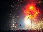 Tin tức - Thế giới rực sáng pháo hoa đón Noel 2014