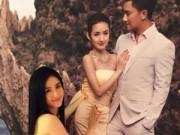 Hậu trường - Tiết lộ ảnh cưới lãng mạn của Lâm Y Thần