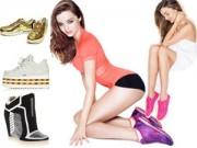 Thời trang - Chọn giày thể thao nịnh chân và tôn dáng