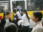 """Tin tức - 10 ngày nữa, """"xe bus phụ nữ"""" bắt đầu chạy tại Hà Nội"""