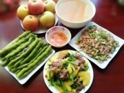 Bếp Eva - Bữa ăn đơn giản cho 3 người