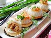 Bếp Eva - Nếm vị Huế trong từng miếng bánh ram ít trắng ngần
