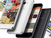 Eva Sành điệu - Thêm ba thành viên smartphone LTE hấp dẫn từ BLU