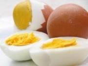 Sức khỏe - Công dụng chữa bệnh kỳ diệu của trứng
