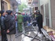 Tin tức - Hải Phòng: Cháy nhà, 6 người trong một nhà chết thảm