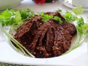 Bếp Eva - Cách làm thịt bò khô cực ngon chuẩn bị đón Tết