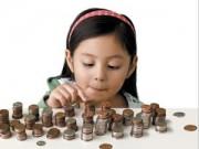 Làm mẹ - Những quy tắc mẹ cần nắm rõ khi dạy con về tiền