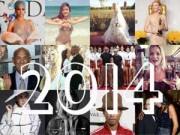 Thời trang - Những dấu ấn thời trang khó quên trong năm 2014