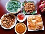 Bếp Eva - Bữa cơm 105.000 đồng: Món nào cũng hấp dẫn
