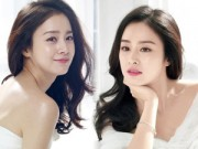 Làng sao - Kim Tae Hee đẹp lung linh trong loạt ảnh mới